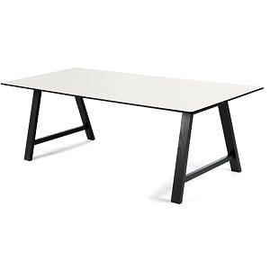 Andersen Furniture T1 spisebord i hvidt laminat
