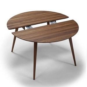Flot rundt spisebord fra Bruunmunch Furniture