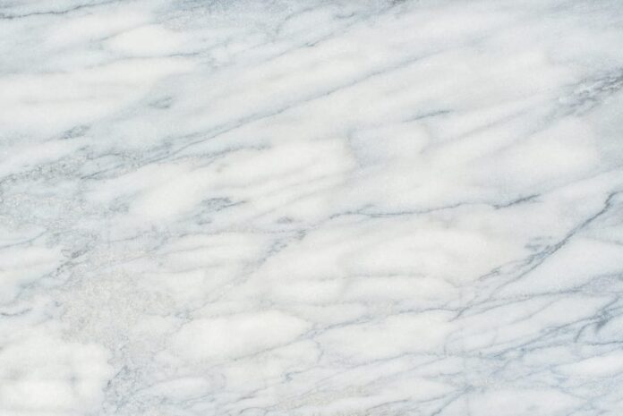 flot rundt marmor spisebord