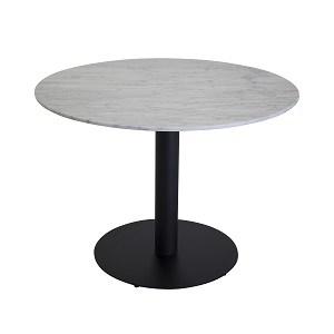 VENTURE DESIGN Estelle spisebord i marmor